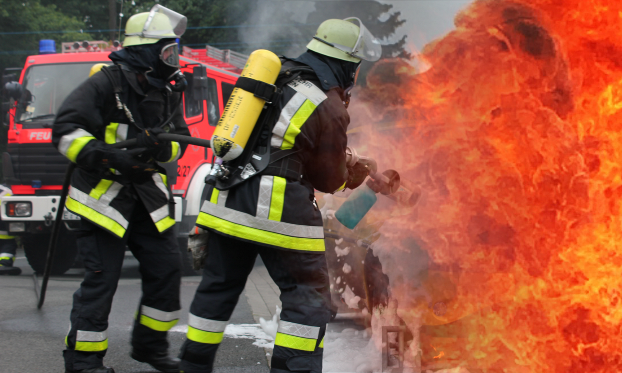 Freiwillige Feuerwehr Essen-Kray